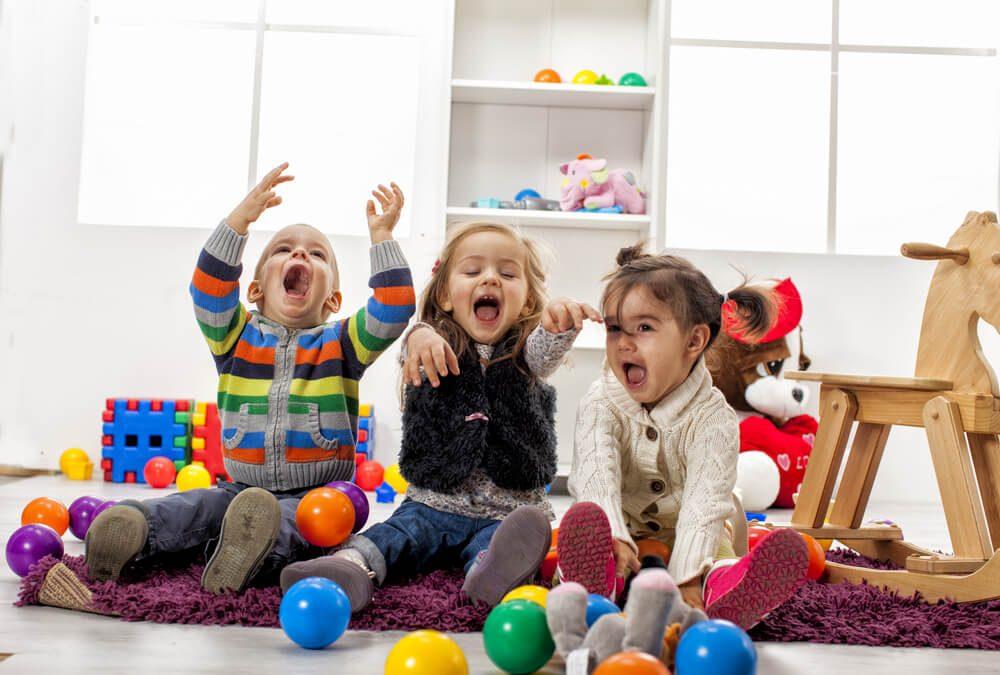 Help, teveel kinderspeelgoed in huis!