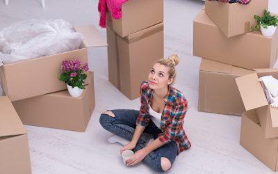 Wat te doen met onuitgepakte verhuisdozen die in de weg staan: 4 tips van mrBOX!