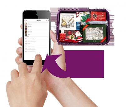 Gratis mrBOX organize app